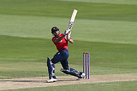 Ravi Bopara of Essex hits 6 runs during Essex Eagles vs Kent Spitfires, Royal London One-Day Cup Cricket at The Cloudfm County Ground on 6th June 2018
