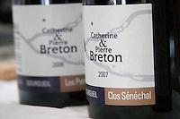 clos senechal domaine breton bourgueil loire france