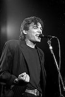 Daniel Lavoie<br />  at Club Soda, April 17, 1984