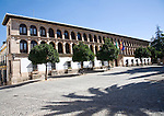 Ayuntamiento City Hall building built in 1734 Ronda, Malaga province, Spain