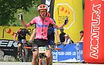 2019 Trentino MTB Challenge - Ride the Nature - 1000 Grobbe Bike Challenge - 100 Km dei Forti  il 09/06/2019 a Lavarone,  Chiara Burato (Omap Cicli Andreis) victoria 50 km<br />  © Pierre Teyssot / Mosna