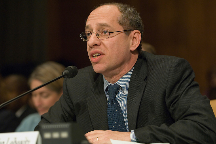 "Jon Leibowitz,commissioner at the Federal Trade Commission testifies before the full committee hearing on ""Paying Off Generics to Prevent Competition with Brand Name Drugs. ."