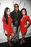 To-Tam Sachika, Andre Merritt and To-Nya Sachika  Attend JONES MAGAZINE PRESENTS SACHIKA TWINS BDAY BASH at SL, NY 12/12/11