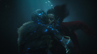 The Shape of Water (2017) <br /> Sally Hawkins &amp; Doug Jones<br /> *Filmstill - Editorial Use Only*<br /> CAP/MFS<br /> Image supplied by Capital Pictures