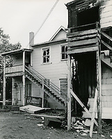 1968 May 15..Redevelopment.E Ghent North (A-1-2)..North side of Alleyway between Princess Anne Road & 13th Street.(Eastern boundary of Alleyway is Moran Avenue; Western boundary is Debree Avenue) R-55..Sam McKay.NEG# SLM68-39-39.NRHA#..