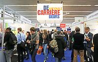 Nederland Amsterdam 2016 04 15. De Nationale Carrierebeurs voor werkzoekenden in de Rai. Foto Berlinda van Dam / Hollandse Hoogte
