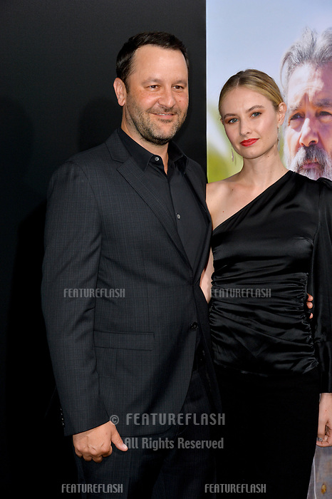 LOS ANGELES, CA. September 13, 2018: Dan Fogelman &amp; Caitlin Thompson at the premiere for &quot;Life Itself&quot; at the Cinerama Dome.<br /> Picture: Paul Smith/Featureflash