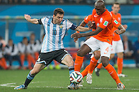 Netherlands vs Argentina, July 9, 2014