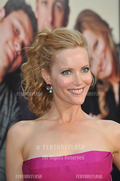 "Leslie Mann at the world premiere of her new movie ""Funny People"" at the Arclight Theatre, Hollywood..July 20, 2009  Los Angeles, CA.Picture: Paul Smith / Featureflash"