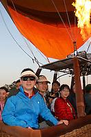 20121210 December 10 Hot Air Balloon Cairns