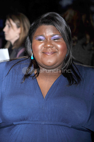 Gabourey Sidibe at the screening of 'Win Win' at the SVA Theater in New York City. March 16, 2011. © mpi01 / MediaPunch Inc.