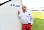 2018-07-03 / Voetbal / Seizoen 2018-2019 / KSK Heist / Jan Scheirs is de nieuwe voorzitter van KSK Heist<br /> <br /> ,Foto: Mpics