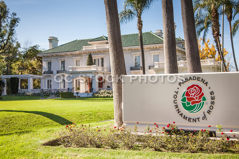 Pasadena's Tournament of Roses Headquarters