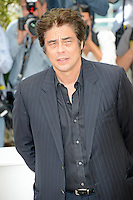 "Benicio del Toro attending the ""Seven Dias en la Habana"" Photocall during the 65th annual International Cannes Film Festival in Cannes, France, 23rd May 2012...Credit: Timm/face to face /MediaPunch Inc. ***FOR USA ONLY***"