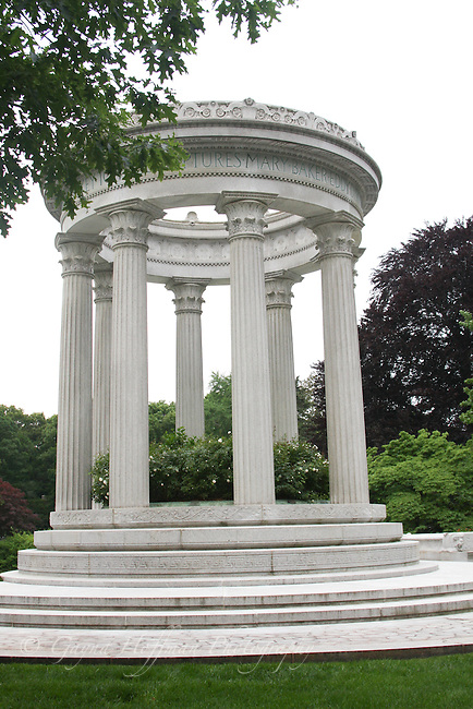 Mary Baker Eddy monument, Mount Auburn Cemetery, Cambridge, MA