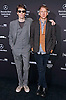 JEFFERSON HACK AND RYAN MCGINLEY.attend the Mercedes-Benz Autumn/Winter 2013 Fashion Week, Berlin_17/01/2013.MANDATORY PHOTO CREDIT: ©Mercedes/NEWSPIX INTERNATIONAL . .(Failure to by-line the photograph will result in an additional 100% reproduction fee surcharge. You must agree not to alter the images or change their original content)..            *** ALL FEES PAYABLE TO: NEWSPIX INTERNATIONAL ***..IMMEDIATE CONFIRMATION OF USAGE REQUIRED:Tel:+441279 324672..Newspix International, 31 Chinnery Hill, Bishop's Stortford, ENGLAND CM23 3PS.Tel: +441279 324672.Fax: +441279 656877.Mobile: +447775681153.e-mail: info@newspixinternational.co.uk