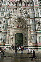 The Duomo in Florence, Italy March 1, 2006. (Photo by Alan Greth)