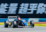 Alessio Picariello of Belgium and Absolute Racing drives during Formula Masters China Series as part of the 2015 Pan Delta Super Racing Festival at Zhuhai International Circuit on September 18, 2015 in Zhuhai, China.  Photo by Aitor Alcalde / Power Sport Images