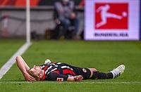 Martin Hinteregger (Eintracht Frankfurt)<br />  - 26.05.2020 Fussball 1.Bundesliga Spieltag 28, Eintracht Frankfurt  - SC Freiburg emspor, <br /> <br /> Foto: Jan Huebner/Pool/ Via Marc Schueler/Sportpics.de<br /> (DFL/DFB REGULATIONS PROHIBIT ANY USE OF PHOTOGRAPHS as IMAGE SEQUENCES and/or QUASI-VIDEO), Editorial use only. National and International News Agencies OUT
