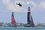 2017 - 35th AMERICA'S CUP - GREAT SOUND - BERMUDAS