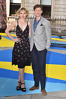 Imogen Poots and boyfriend James Norton<br /> Royal Academy of Arts Summer Exhibition Preview Party at The Royal Academy, Piccadilly, London, England, UK on June 06, 2018<br /> CAP/Phil Loftus<br /> &copy;Phil Loftus/Capital Pictures