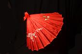 Stock Photo of Oriental Umbrella