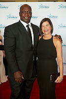 "ST. PAUL, MN JULY 16: 2016 Former Minnesota Viking John Randle poses on the red carpet at the Starkey Hearing Foundation ""So The World May Hear Awards Gala"" on July 16, 2017 in St. Paul, Minnesota. Credit: Tony Nelson/Mediapunch"