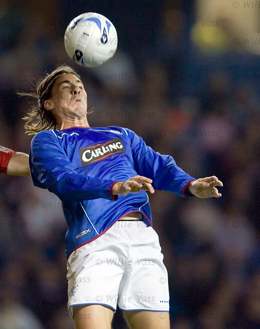 Federico Nieto, Rangers.stock season 2005-2006.pic willie vass