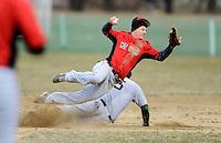 Mitchell Baseball vs. Newbury 3/18/2013