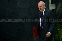 Damian Green (First Secretary of State, Minister for the Cabinet Office).<br />