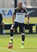 SÃO PAULO,SP, 09.09.2013 TREINO/CORINTHIANS/SP -  Emerson durante treino do Corinthians no CT Joaquim Grava na zona leste de Sao Paulo. (Foto: Alan Morici /Brazil Photo Press).
