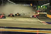 2017 Singapore F1 Grand Prix Race Day Sep 17th