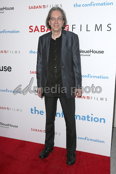 "15 March 2016 - Hollywood, California - Bob Nelson. ""The Confirmation"" Los Angeles Premiere held at NeueHouse Hollywood. Photo Credit: Sammi/AdMedia"