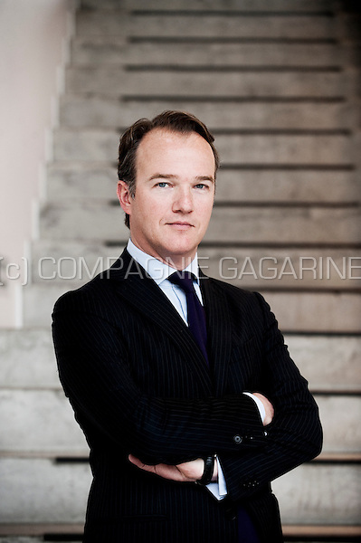 Daniel Krug, Chief Operating Officer at Duvel Moortgat nv brewery (Breendonk, 18/03/2011)