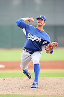 Jon Michael Redding - Los Angeles Dodgers - 2010 Instructional League.Photo by:  Bill Mitchell/Four Seam Images..