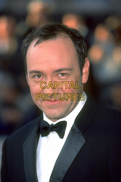 KEVIN SPACEY.Ref:9512.bow tie, headshot, portrait.www.capitalpictures.com.sales@capitalpictures.com.© Capital Pictures.