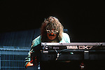 Jon Lord of Deep Purple 1987