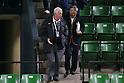 (L-R) Craig Reedie, Tsunekazu Takeda,, MARCH 4, 2013 : IOC Evaluation Commission visit at Ariake Coliseum, Tokyo, Japan. (Photo by AFLO SPORT)
