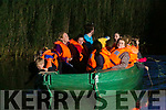 Tralee Bay Wetlands gave an exclusive new event Discover the secret world of nocturnal animals, with a boat tour under the full moon on Monday