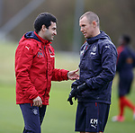 Pedro Malta and Kenny Miller