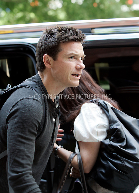 WWW.ACEPIXS.COM . . . . .  ....June 27 2011, New York City....Actor Jason Bateman in downtown Manhattan on June 27 2011 in New York City....Please byline: CURTIS MEANS - ACE PICTURES.... *** ***..Ace Pictures, Inc:  ..Philip Vaughan (212) 243-8787 or (646) 679 0430..e-mail: info@acepixs.com..web: http://www.acepixs.com