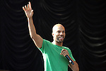 Common Performs at Gil Scott-Heron & Special Guests Presented in Association With Jill Newman Productions-Central Park Summer Stage, New York 6/27/10