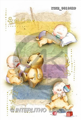 Isabella, BABIES, paintings(ITKE081862,#B#) bébé, illustrations, pinturas ,everyday
