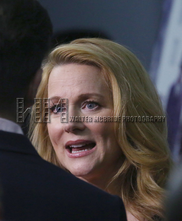 Laura Linney attends 'Genius' New York premiere at Museum of Modern Art on June 5, 2016 in New York City.