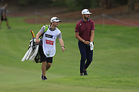 Erik Van Rooyen (RSA) on the 15th during the 1st round of the DP World Tour Championship, Jumeirah Golf Estates, Dubai, United Arab Emirates. 21/11/2019<br /> Picture: Golffile | Fran Caffrey<br /> <br /> <br /> All photo usage must carry mandatory copyright credit (© Golffile | Fran Caffrey)