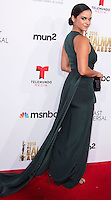 PASADENA, CA, USA - OCTOBER 10: Melissa Fumero arrives at the 2014 NCLR ALMA Awards held at the Pasadena Civic Auditorium on October 10, 2014 in Pasadena, California, United States. (Photo by Celebrity Monitor)