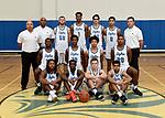 11-13-18, Skyline High School boy's varsity basketball team