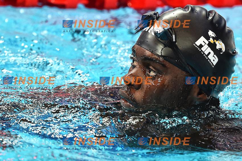 JONGA Pap D GAM Men's 50m Freestyle <br /> Day15 07/08/2015 Kazan Arena <br /> Swimming Nuoto <br /> XVI FINA World Championships Aquatics  <br /> Kazan Tatarstan RUS <br /> Photo Andrea Staccioli/Deepbluemedia/Insidefoto