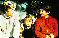 E.T. the Extra-Terrestrial (1982)  <br /> Drew Barrymore, Henry Thomas &amp; Robert MacNaughton<br /> *Filmstill - Editorial Use Only*<br /> CAP/KFS<br /> Image supplied by Capital Pictures