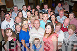 5659-5662.---------.Fab forty.--------- EOT.Tommy Kerins,Fountain Court,Tralee(front centre)got a great 40th birthday present from his wife Jillian as she organised a surprise party in Gally's bar/restaurant,Tralee last Saturday night with many friends and family. luke grace and daniel.